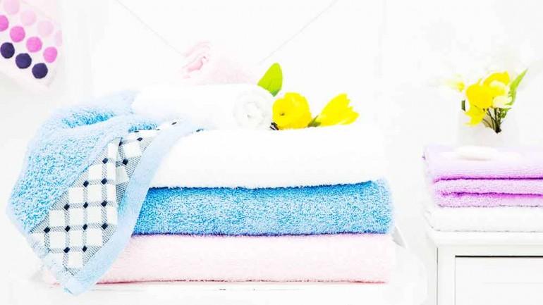Полотенца-для-ванной