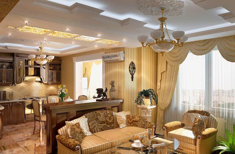 Создание-гостиной-в-дворцовом-стиле