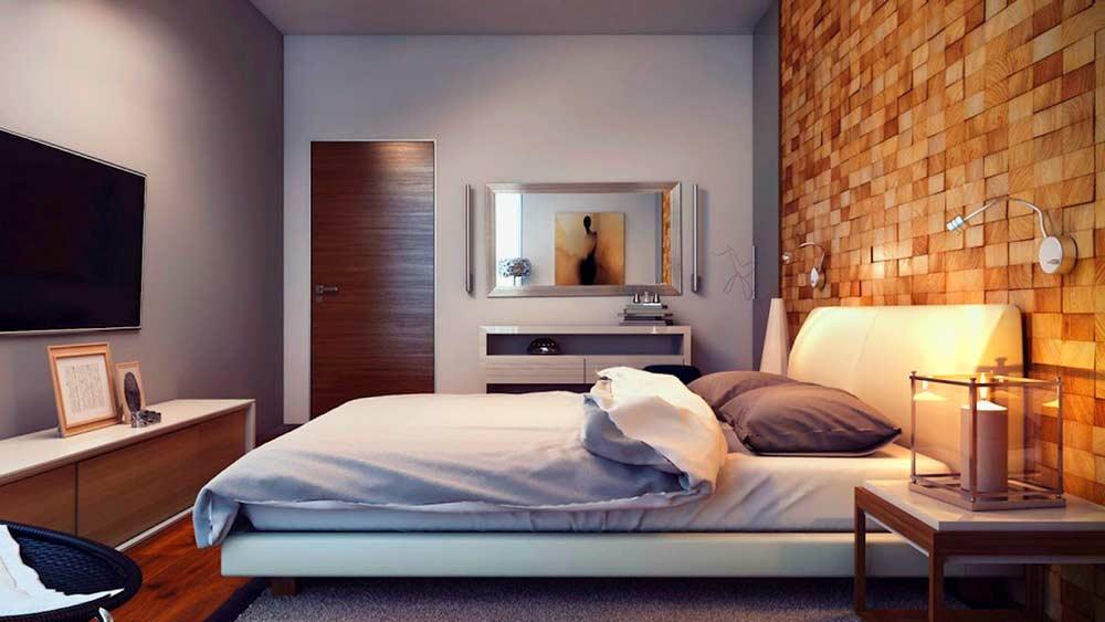 Как создать уютную спальную комнату