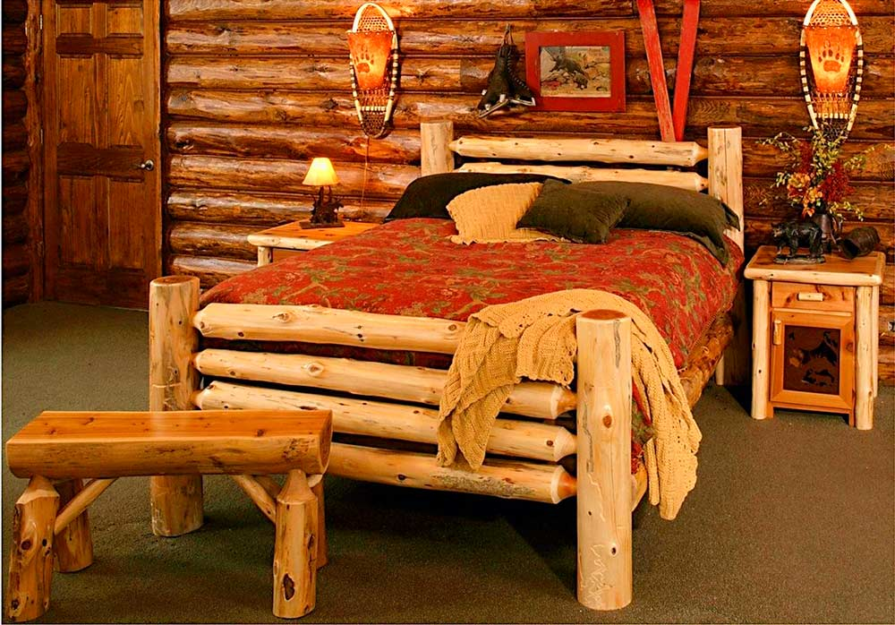 Спальня-в-стиле-вестерн