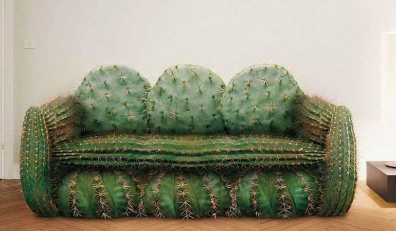 Диван кактус для гостиной
