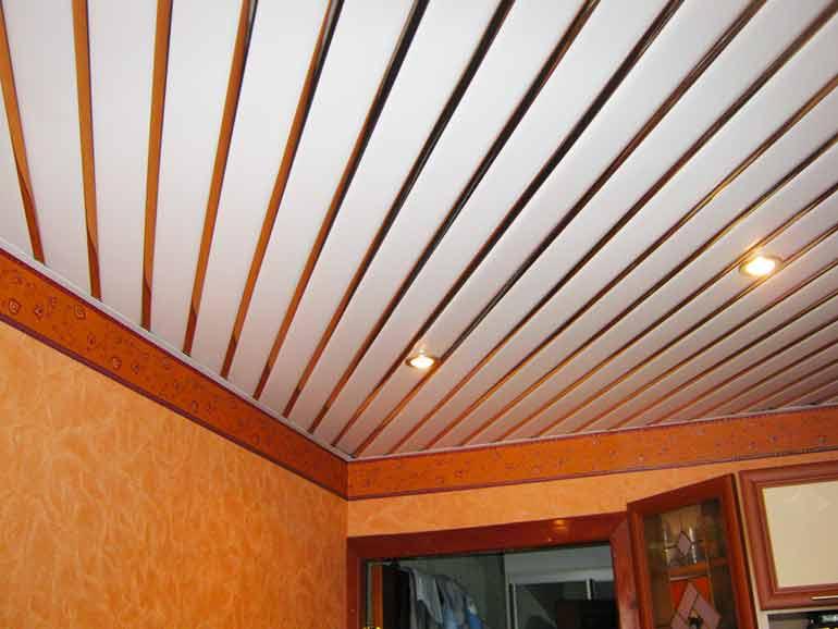 Светоотражающие потолки