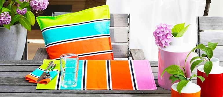 Текстиль для дома как залог гармоничного интерьера