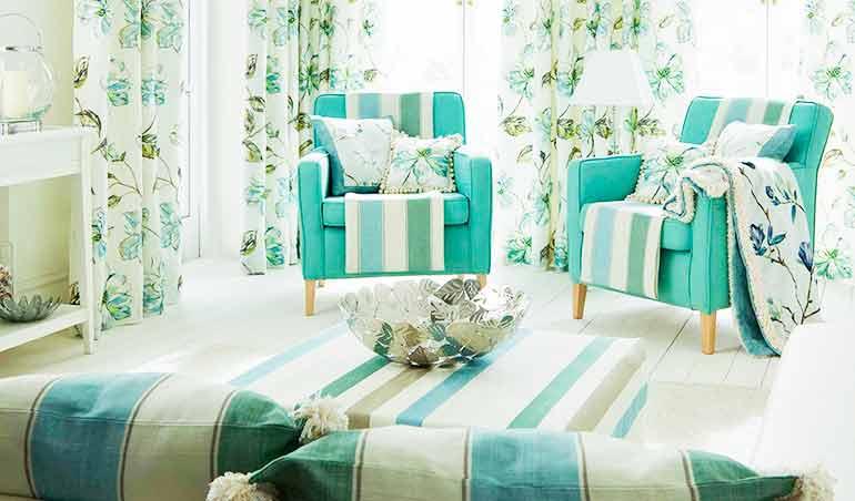 Текстиль для дома в интерьере