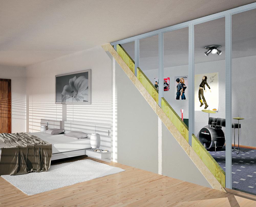 Шумоизоляция стен в квартире своими силами