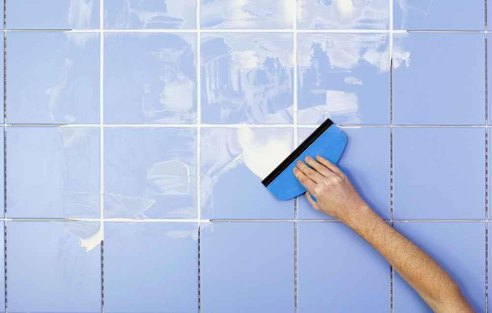 Ремонт с помощью плитки в ванной комнате. Основные принципы