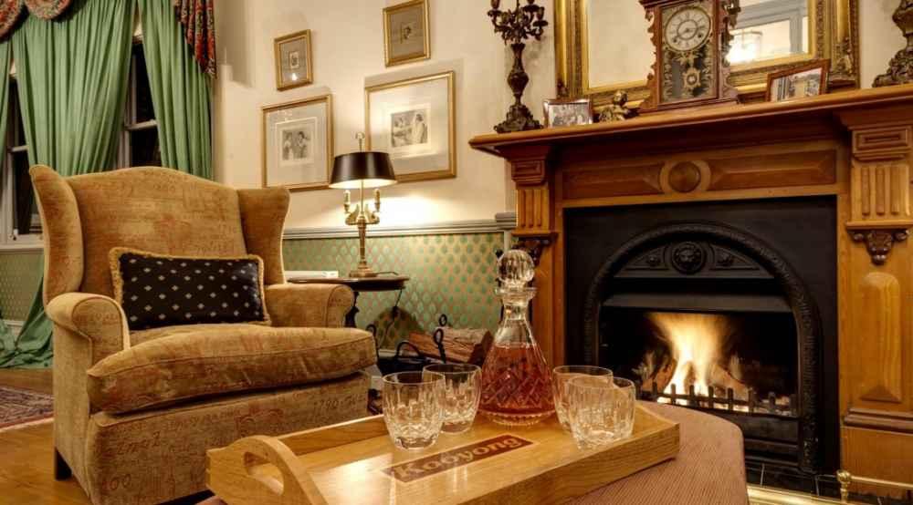 Гостиная в стиле Англии