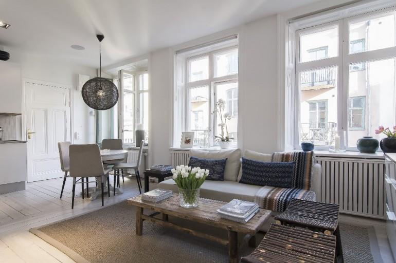Квартиры в скандинавском стиле
