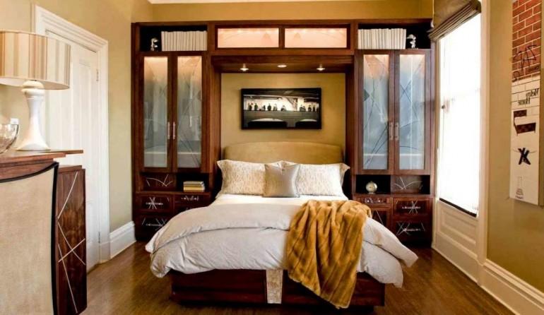 Маленькая спальня – больше не проблема!