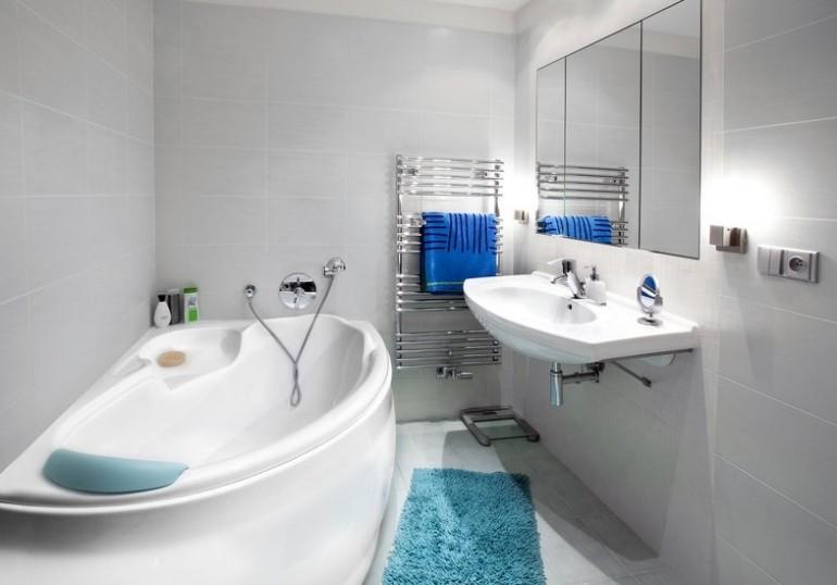 9 способов снижения влажности в ванной комнате