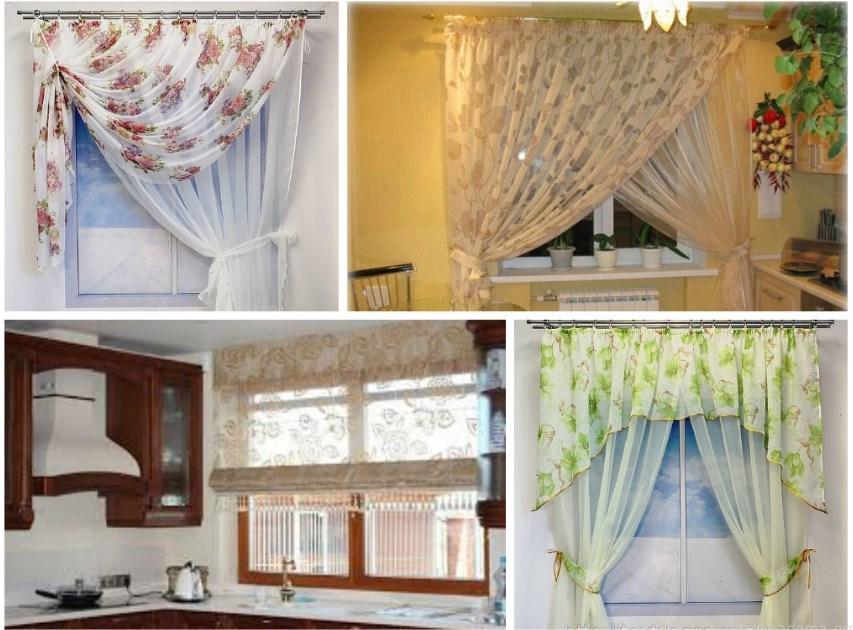 Как выбрать правильные шторы для кухни
