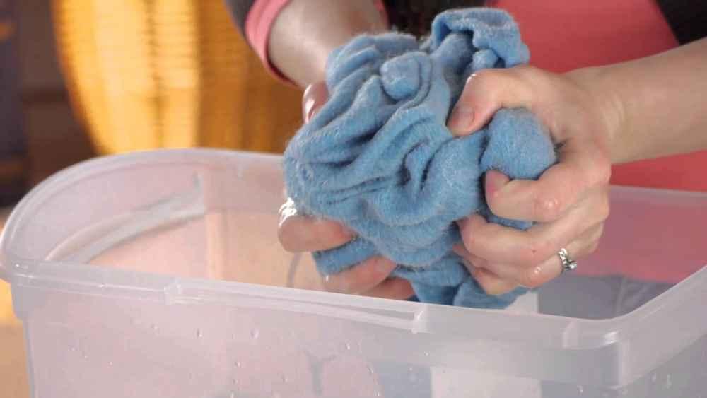 Как стирать трикотажные вещи чтобы они выглядели как новые, несколько интересных советов