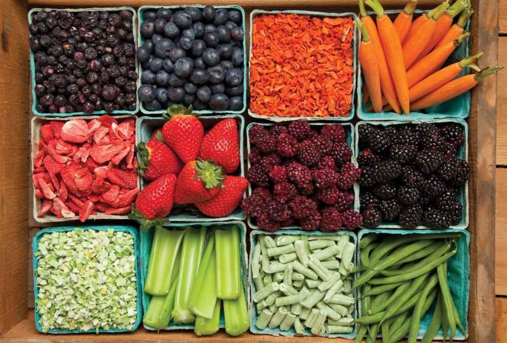 Как правильно замораживать фрукты, овощи и ягоды, чтобы они были как свежие круглый год