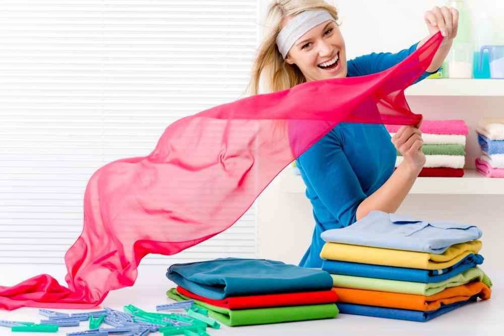 Как стирать шелковые вещи, чтобы не испортить ткань