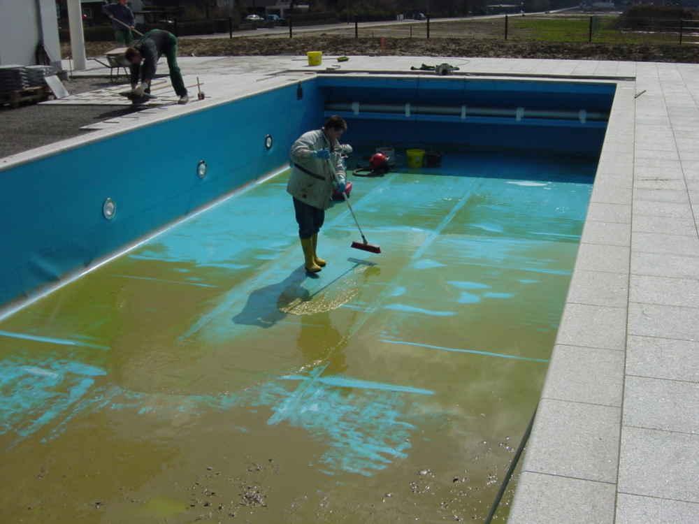 Подготавливаем бассейн к зимнему сезону: консервация