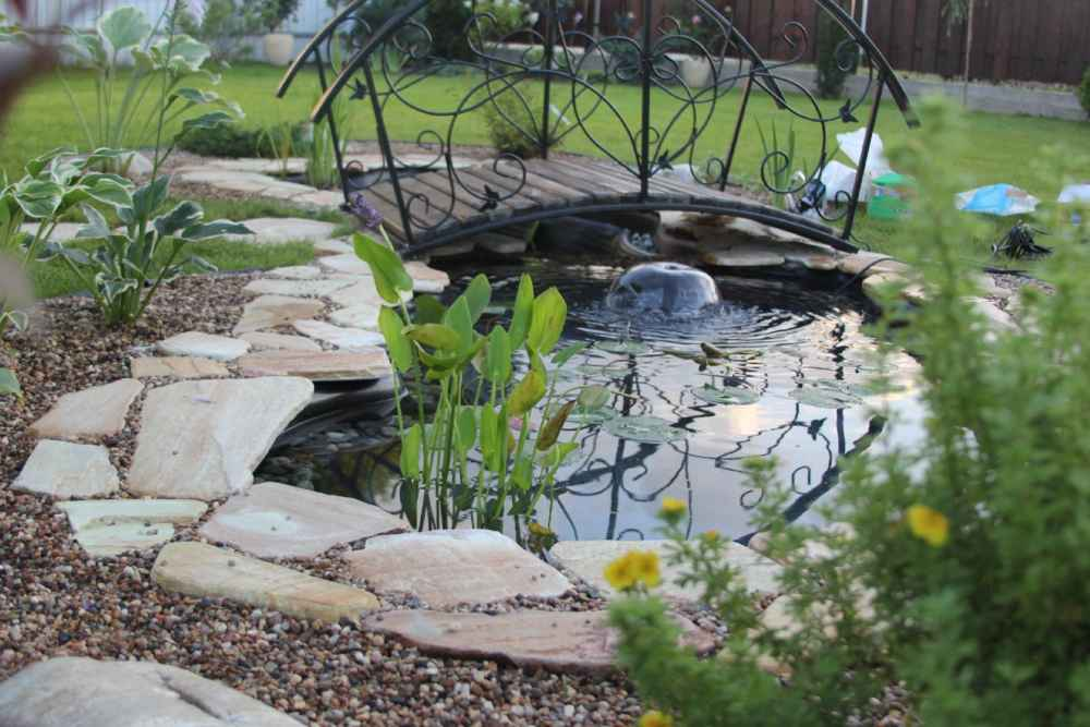 Как сделать пруд на даче своими руками: поэтапное руководство