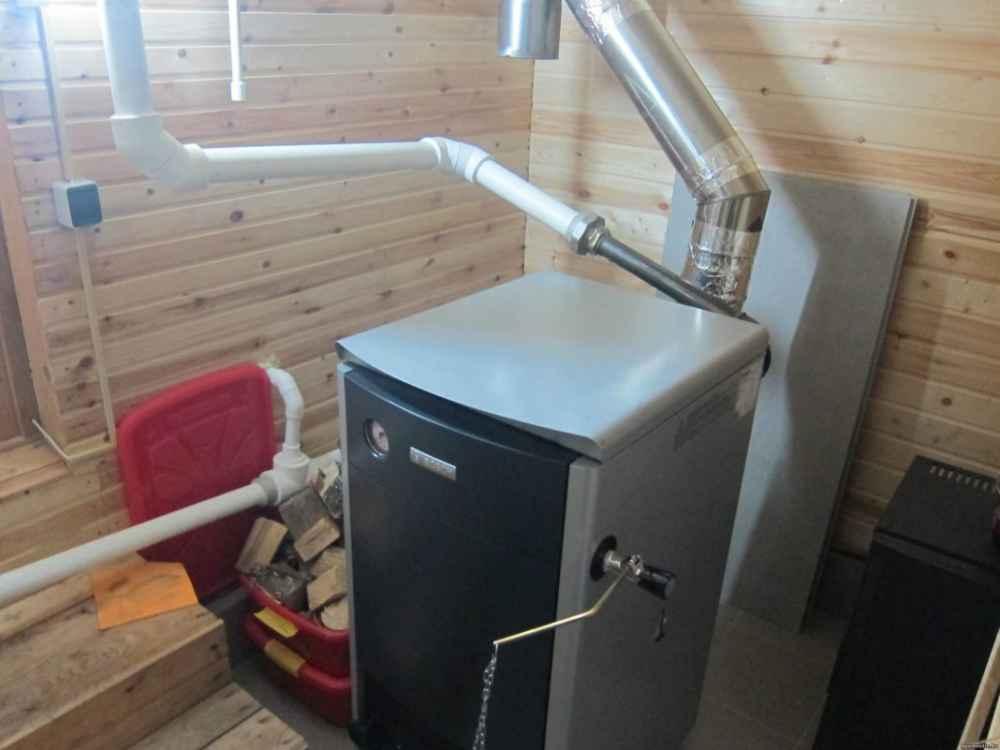 Как сделать отопление в доме без газа и электричества