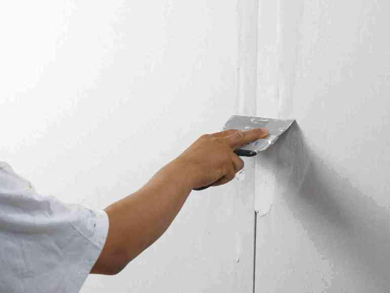 Как правильно скрывать швы при стыке гипсокартона