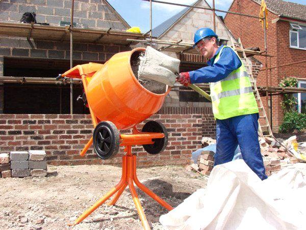 Из-за каких ошибок может покрошиться бетонная площадка