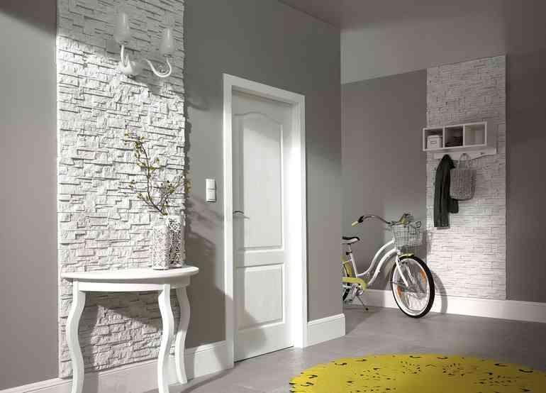 Сколько стоит отделка стен декоративным камнем