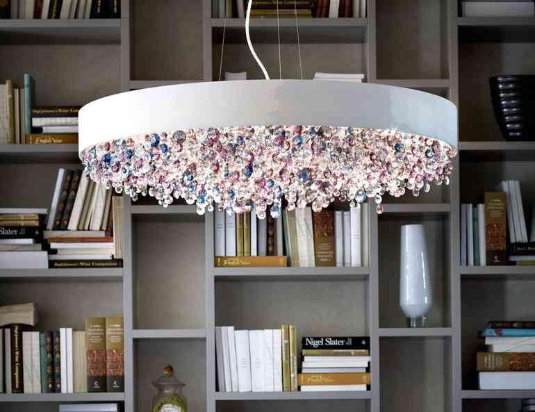 Самые дорогие люстры и светильники в мире