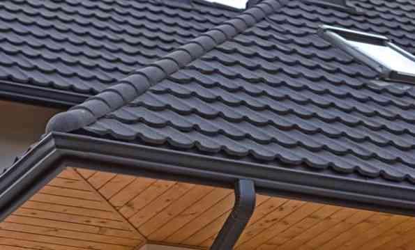Специалисты рекомендуют использовать именно эту черепицу на крыше