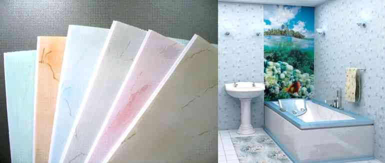 Почему не стоит делать пластиковую плитку в ванной