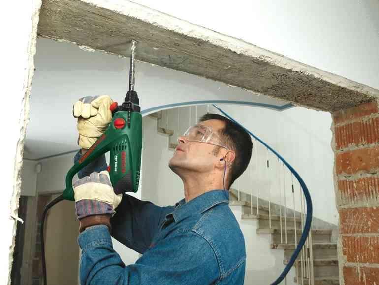 Топ 5 самых надежных перфораторов для ремонта