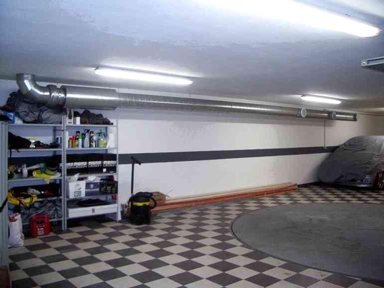 Как сделать вентиляцию в гараже, чтобы не задохнуться угарным газом