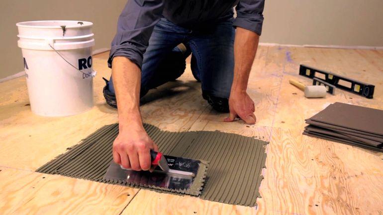 5 основных хитростей в подготовке стен к укладке плитки
