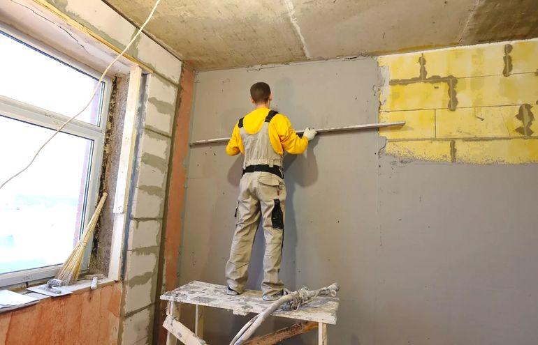 5 причин почему нельзя экономить на выравнивании стен