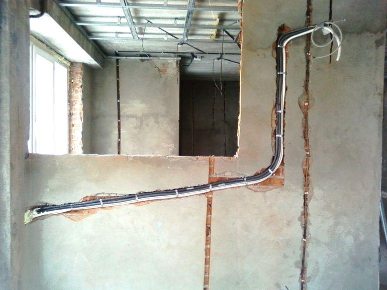 Ремонт стен и проводка: 5 уловок, которые нужно знать, чтобы не нажить себе проблем