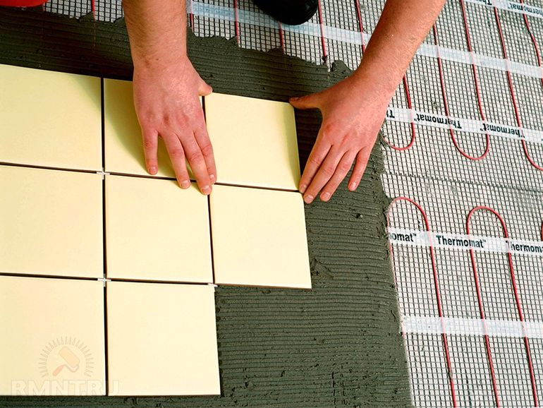 Преимущества покрытия из плитки