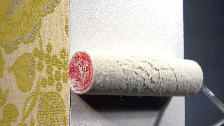 Как правильно красить гипсокартон, чтобы не испортить его