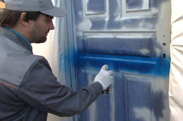 Как защитить отдельные детали во время покрасочных работ