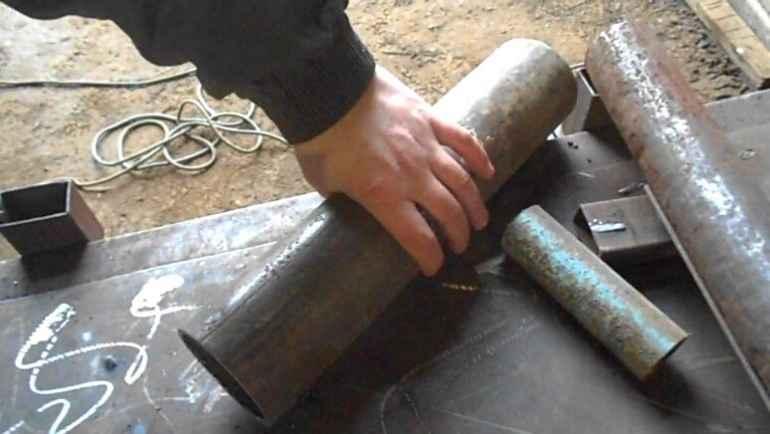 Как идеально ровно отрезать край любой трубы