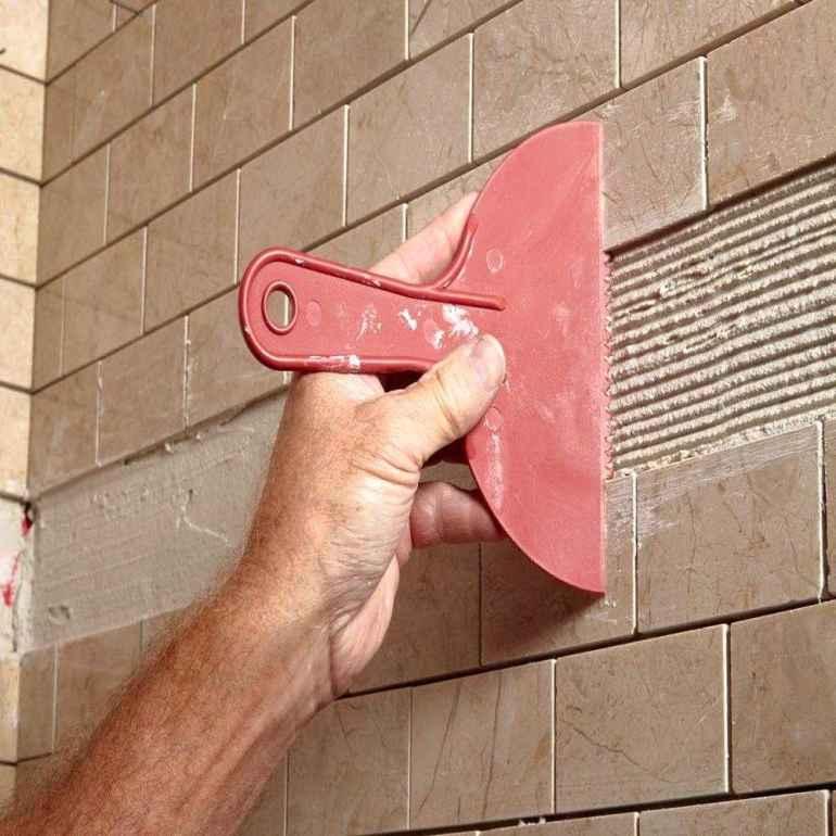 Как аккуратно отделать плиткой ниши и оконные проемы