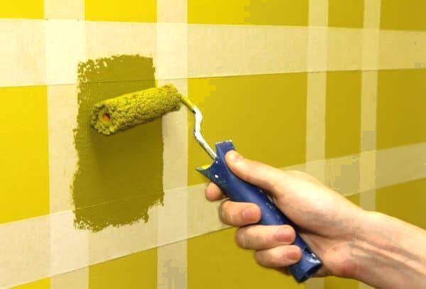 5 лайфхаков для экономного расхода краски во время ремонта