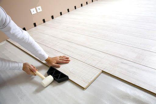 Как правильно стелить ламинат на бетонные полы