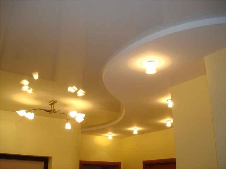 5 причин никогда не делать потолок с гипсокартонной волной у себя дома