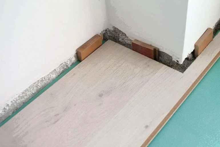 Как быть, если ошибки в укладке ламината дают о себе знать после ремонта