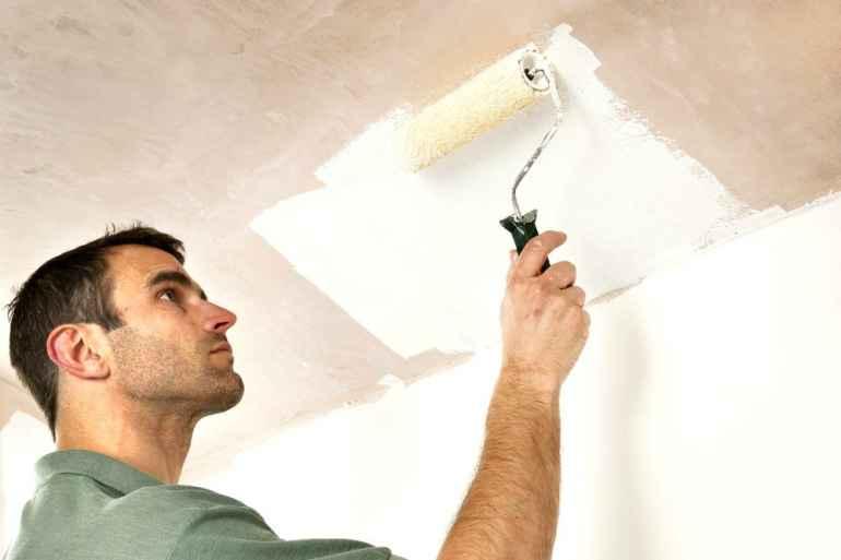 5 частых ошибок покраски стен акриловым составом