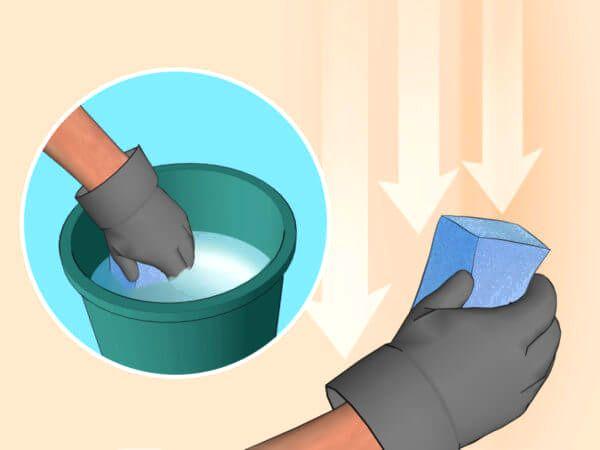 Как снять обои с гипсокартона и не повредить его