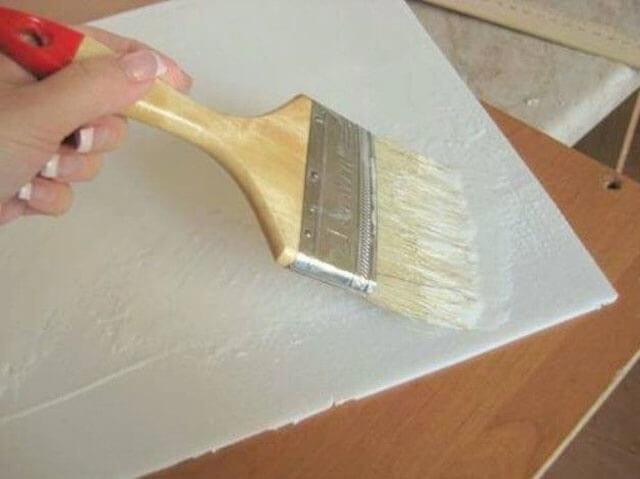 Зачем пригодится пенопласт во время укладки плитки