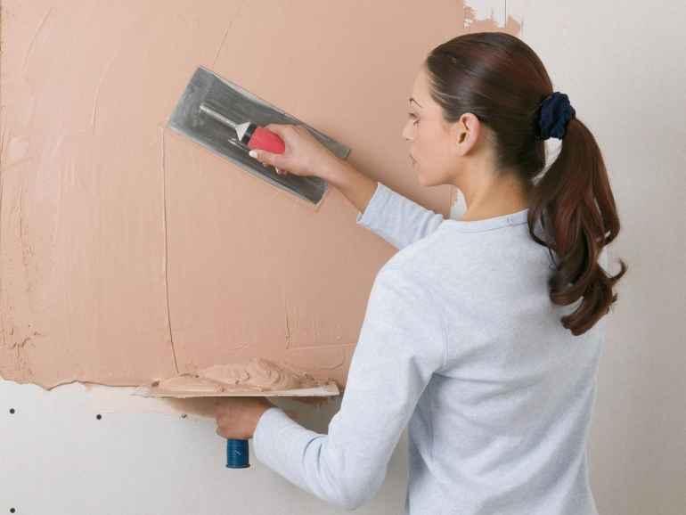 Стоит ли штукатурить гипсокартон под покраску