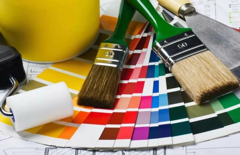 Как посчитать расход краски на ремонт и избежать лишних затрат