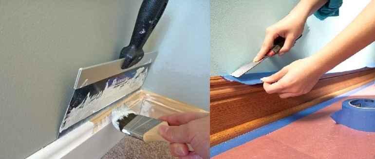 Резинка на банке и другие полезные хитрости маляров для ремонта квартиры