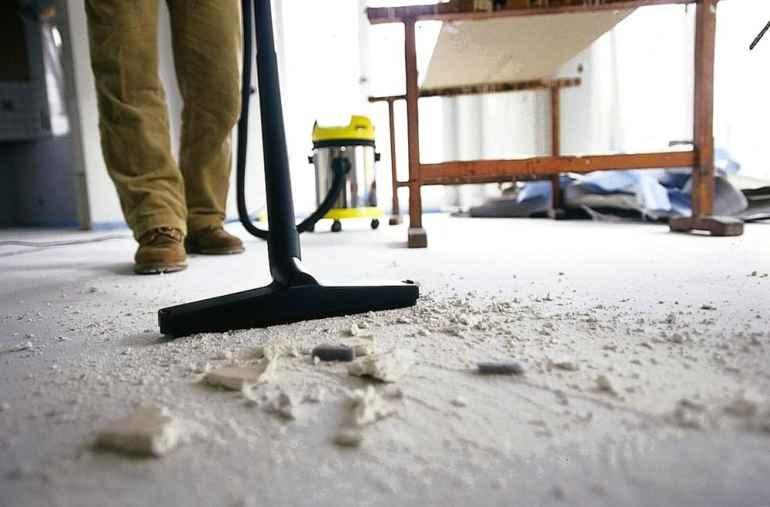 Как правильно сделать уборку после ремонта