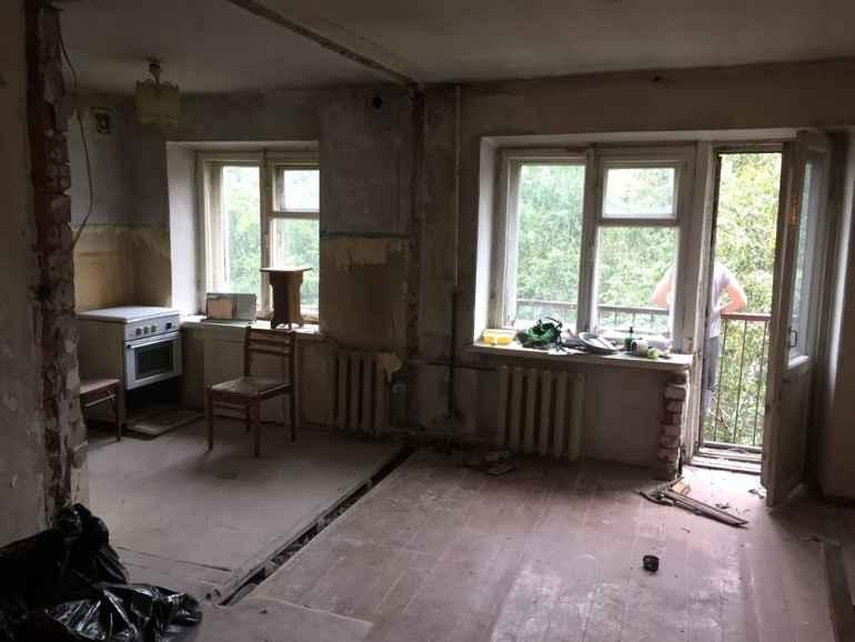 Ремонт в купленной квартире в старом доме: на чем можно экономить, а на чем нельзя