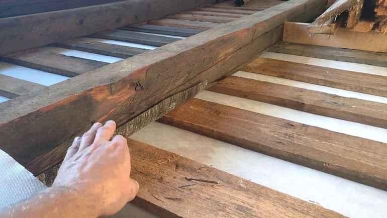 Утепляем деревянный пол своими руками